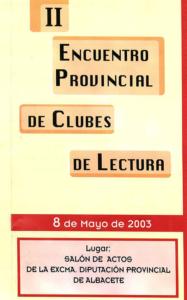 Albacete (2003)