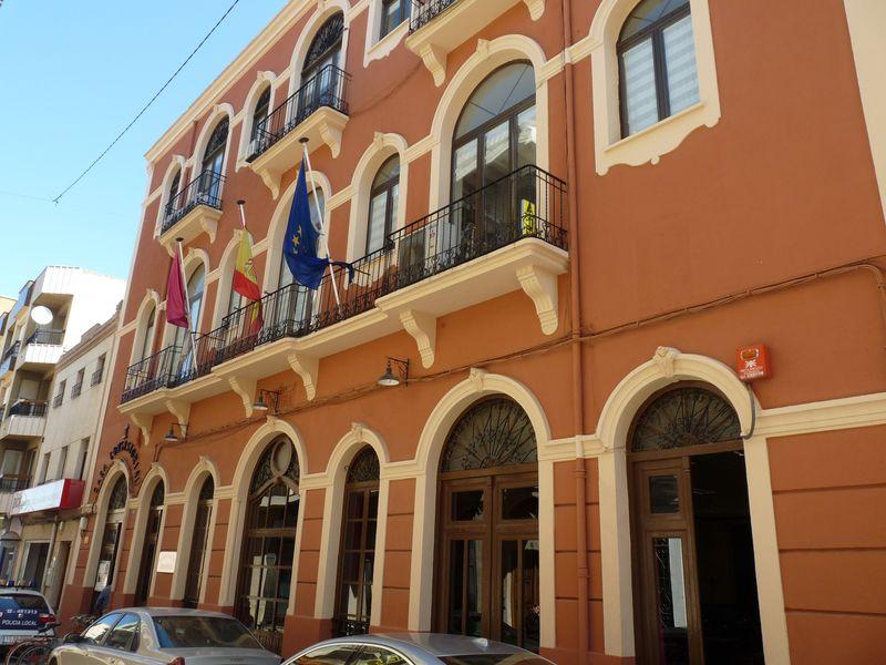 Ayuntamiento  de Casas Ibáñez