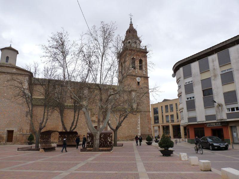 Plaza de Casas Ibáñez
