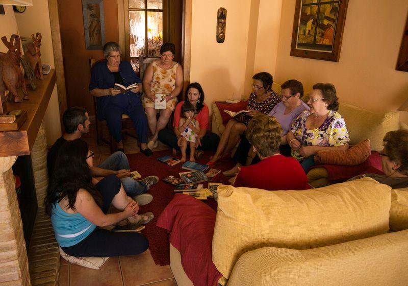 """Agramón. Club de lectura """"Los Donceles"""""""