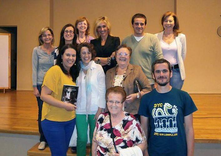 Hellín. Clubes de lectura de Hellín con Marta Robles.