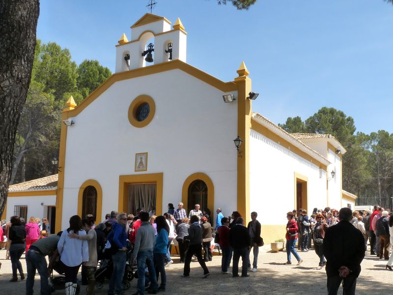Casas Ibáñez. Ermita Virgen de la Cabeza