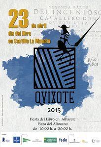 Día del libro 2015