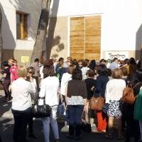 Afluencia de público al Teatro Casas Ibáñez