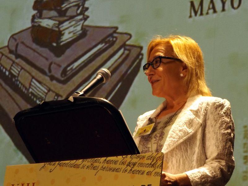 Carmen Navalón, Alcaldesa de Casas Ibáñez.