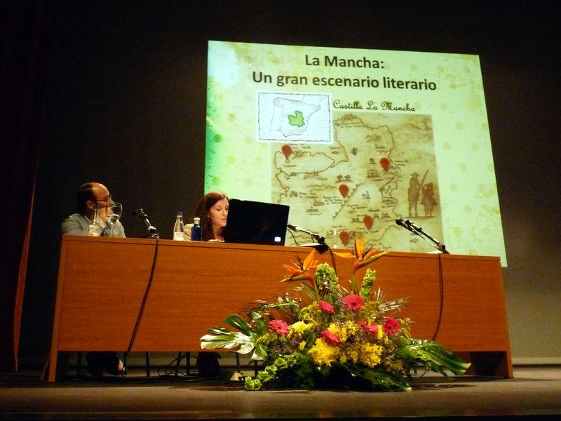 Panel de Experiencias, por Cortes Tirado
