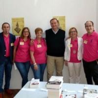 Organización de Casas Ibáñez con Gonzalo Giner.