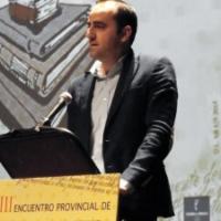 Saluda de Fermín Gomez, Diputado Provincial de Cultura.