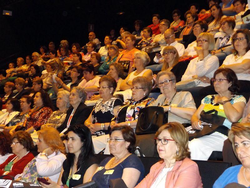 Afluencia de público Teatro Casas Ibáñez