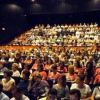 Aforo completo en el Teatro Casas Ibáñez