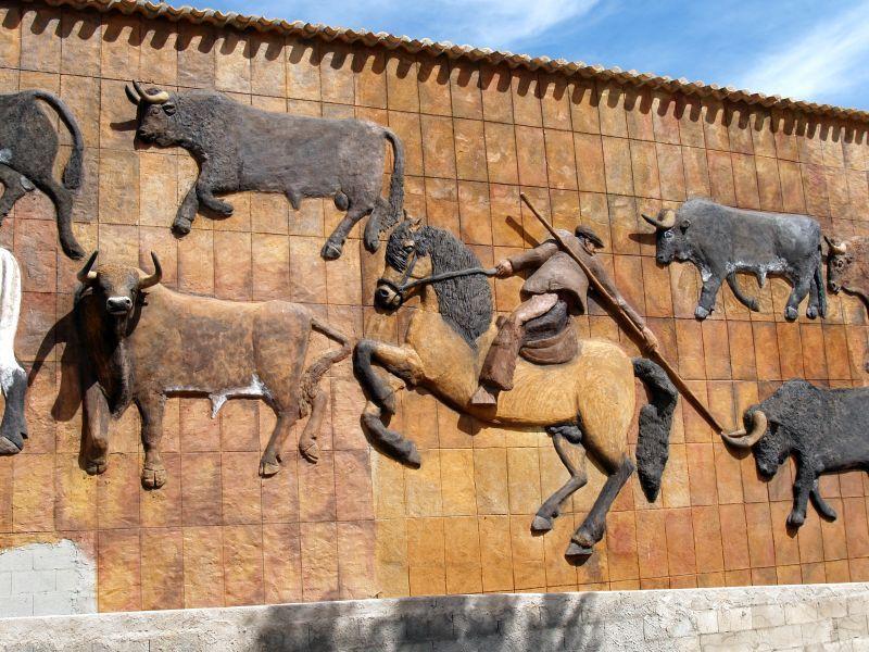 """Mural """"La Vacá"""""""
