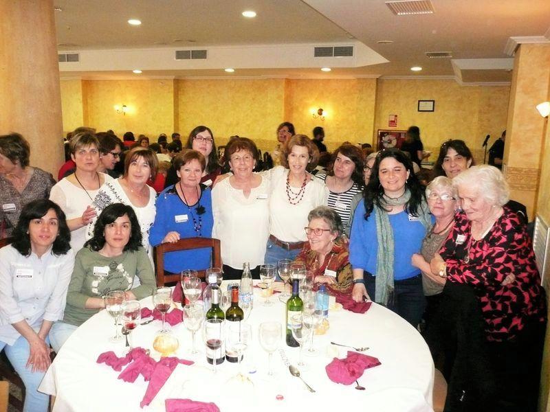 Clubes de lectura de El Bonillo con Julia Navarro