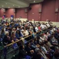 Afluencia de público al Auditorio