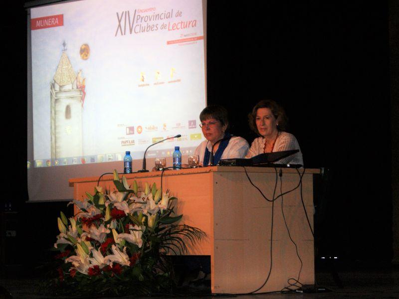 Presentación de Julia Navarro