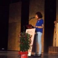 Nieves Ruiz presenta el evento