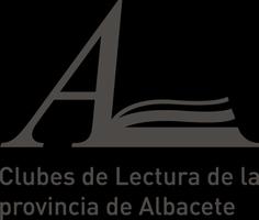 Nuevo logotipo clubes de lectura de Albacete