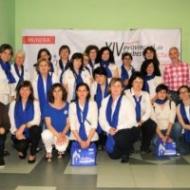 Voluntarios organización clubes de Munera