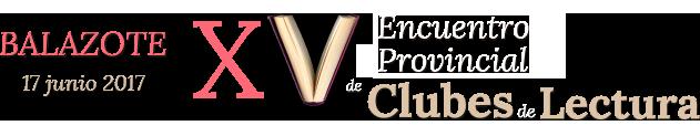 15º Encuentro de Clubes de Lectura de Albacete